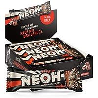 NEOH CrossBar Proteinriegel Schokolade | Hoher Proteingehalt | Ohne Zuckerzusatz | 12 Stück | Chocolate