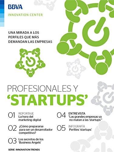 Ebook: Profesionales y 'startups' (Innovation Trends Series) por BBVA Innovation Center