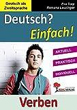 Deutsch? EINFACH! - Verben: Kopiervorlagen für Deutsch als Fremdsprache
