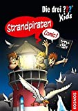 Die drei ??? Kids, Strandpiraten: Comic