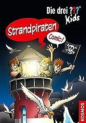 Die drei ??? Kids, Strandpiraten: Comic