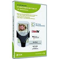 SCM Microsystems S230308 CHIPDRIVE IT-Sicherheitskit RFID Basisleser + AVIRA Antivir Premium