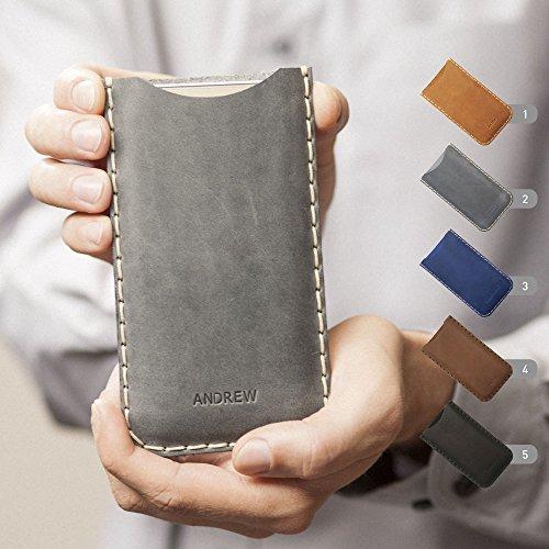 Housse en cuir pour Samsung Galaxy S9 S9+ Note 9 8 Note9 S8 Plus S8+ A8+ 2018 edge edge+ s7 s6 S6+ j3 j5 j7 On7 a5 a7 a9 a8 Étui Personnalisé Pochette Case Coque Cover Monogramme Inscrivez votre Nom ou Initiales