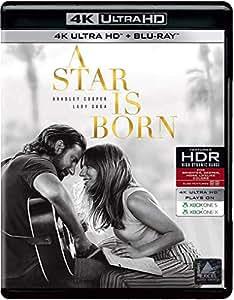 A Star is Born (2018) (4K UHD & HD)