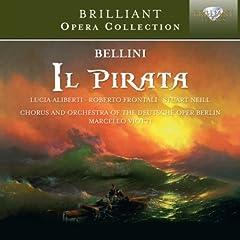 "Il pirata, Act 1: ""Sventurata, anch'io deliro"" (Imogene, Adele, Chorus)"