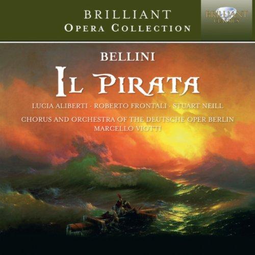 """Il pirata, Act 2: Recitativo """"Vieni; siam sole alfin"""" (Adele, Imogene)"""