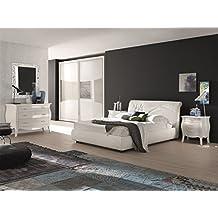 Letti Con Cassettone Ikea. Stunning Letto Una Piazza E Mezzo Con ...