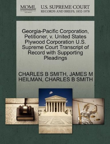 georgia-pacific-corporation-petitioner-v-united-states-plywood-corporation-us-supreme-court-transcri