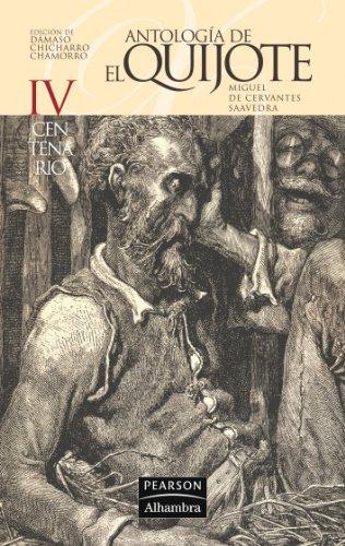 Al/antología del quijote (Juvenil (pearson))