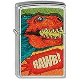 Briquet zippo original #207 t-rex rawr.