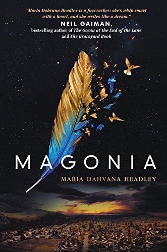 Magonia por Maria Dahvana Headley