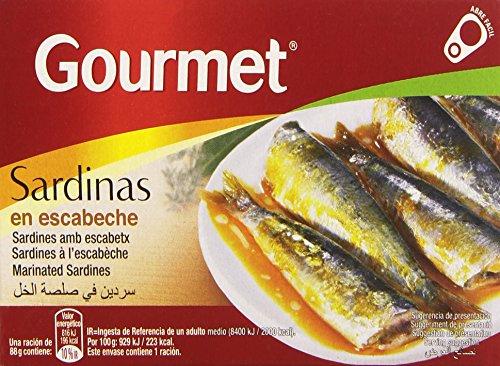Gourmet Sardinas en Escabeche - 88 g