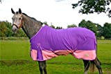 51I1yeToNlL. SL160  BEST BUY #1Knight Rider Fleece Cooler Travel Rug 53 Purple/Pink