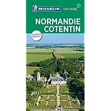 Guide Vert Normandie Cotentin Michelin