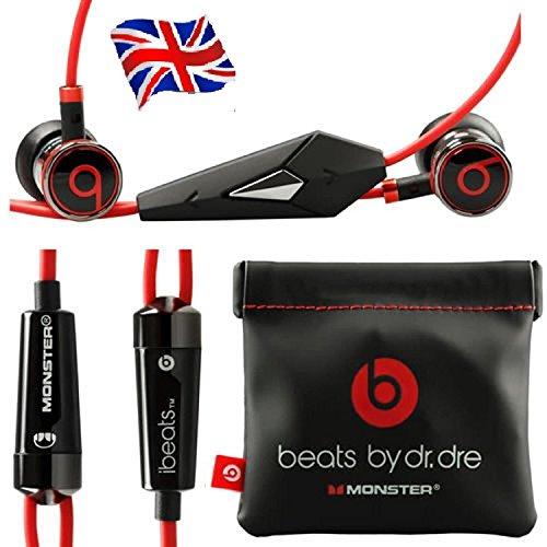 iBeats–Auriculares en oreja Auriculares Beats By Dre negro