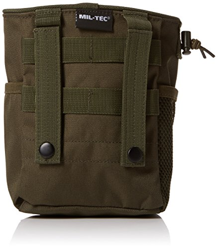 Empty Shell Pouch Molle Olive -