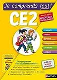 Telecharger Livres Je comprends tout Tout en un CE2 Nouveau programme 2016 (PDF,EPUB,MOBI) gratuits en Francaise