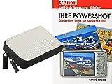 Foto Tasche RETRO CASE Set mit Fotobuch Ihre IPowershot A2500 A2600 A3500