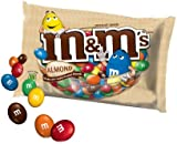 M&Ms Almond and Chocolate Sharing Size Bag 80.3g x3