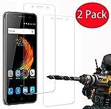 2 Pack - ZTE Blade A610 Plus Verre Trempé, FoneExpert Vitre Protection Film de...