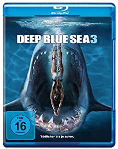 Deep Blue Sea 3 [Blu-ray]: Amazon.de: Aoi, Reina, Buzolic