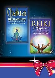 Energy Healing: Bundle: Book 1: Chakras for Beginners + Book 2: Reiki for Beginners (Chakra Healing, Reiki Healing, Energy Healing)