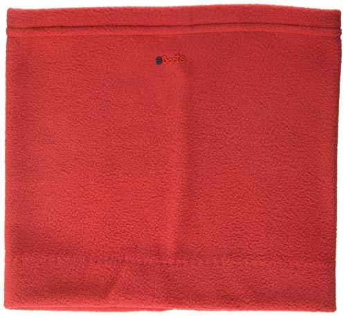 Barts fleece col kids basic scaldacollo, taglia unica, rosso