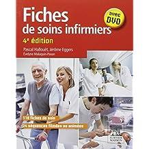 Fiches de soins infirmiers: Avec DVD