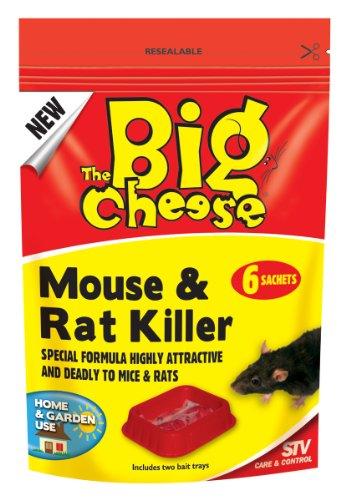 Sachets de Pâtes Tueur Souris et Rat