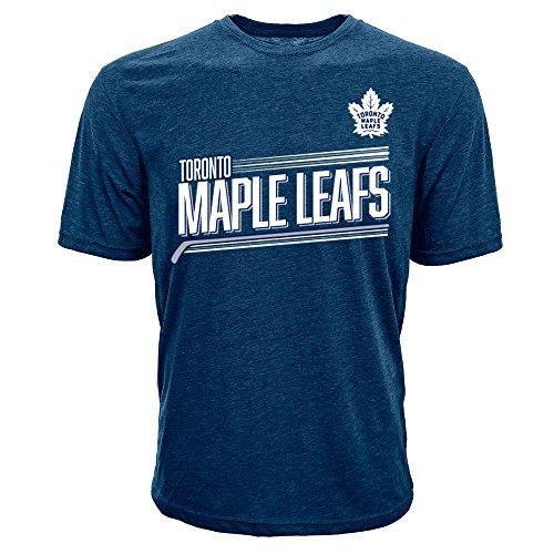 Levelwear NHL Toronto Maple Leafs Icing Player T-Shirt, Größe :S