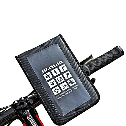 K8U146 @FATO Wheel UP Bicycle Bag Cable Outlet Touch Screen Mobile Phone Bag Wallet for iPhone Samsung Xiaomi Hua