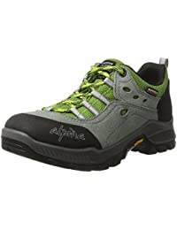 Womens 680374 Low Rise Hiking Boots Alpina