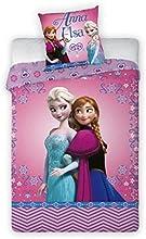 Frozen El Reino del Hielo Funda Nórdica Anna & Elsa 140 x 200 cm
