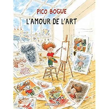 Pico Bogue, Tome 10 : L'amour de l'art