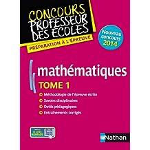 MATHS T01 (CRPE) 2013