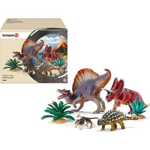 Schleich 42266 - Dinosaurierset Spinosaurus