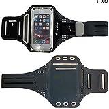 Wasserfestes Sport-Armband Mit Schlüsselhalter, Kabelfach,