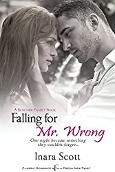 Falling for Mr. Wrong (Bencher Family Book 3)