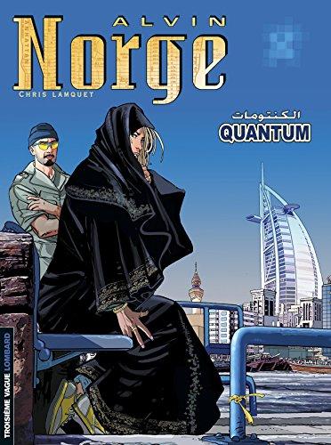 Alvin Norge, tome 5 : Quantum