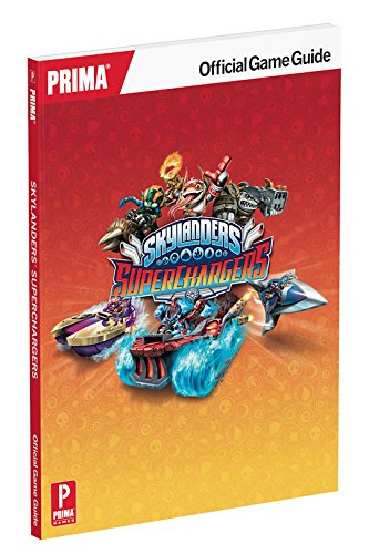 Skylanders superc hargers – Le livre Solution officielle