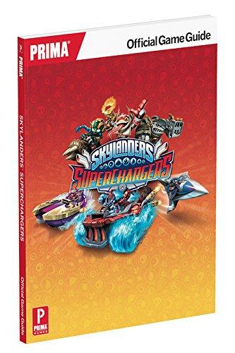 Skylanders superc hargers–Le livre Solution officielle