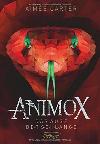 animox-das-auge-der-schlange-band-2