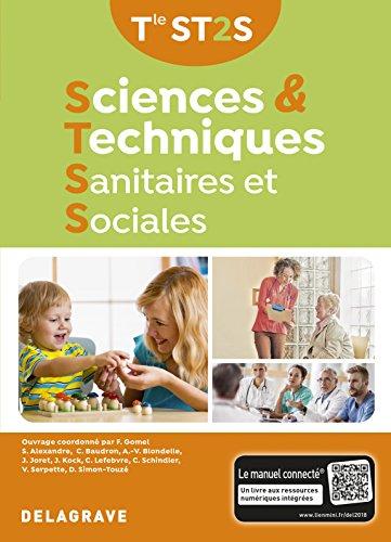 Sciences et techniques sanitaires et sociales Tle ST2S : Manuel élève par