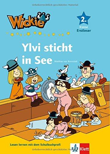 Preisvergleich Produktbild Wickie und die starken Männer - Ylvi sticht in See: Lesen lernen 2. Klasse