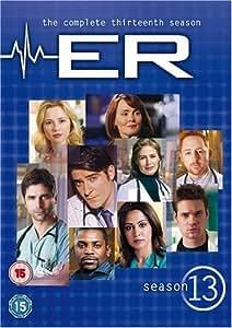 ER: The Complete Thirteenth Season [DVD] [2008]