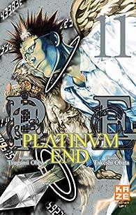 Platinum End, tome 11 par Tsugumi Ohba