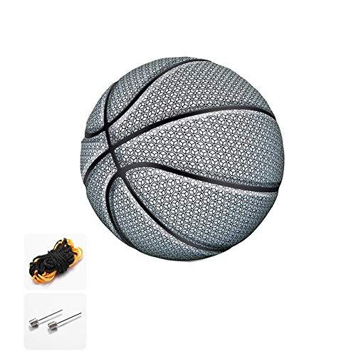 Alacritua Balón Baloncesto Baloncesto Luminoso Baloncesto