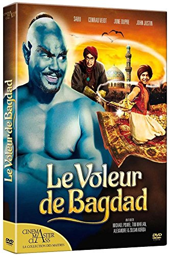 Book's Cover of Le voleur de bagdad