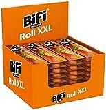 BiFi Roll XXL - Herzhafter, großer Salami Fleischsnack - Snack im Teigmantel - 24er Pack (24 x 70 g)