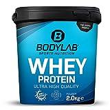 Bodylab Whey Protein eiwitpoeder | 2kg | chocoalde | hochwertiges Proteinpulver, Low Carb eiwitshake voor spieropbouw